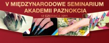 Nail Stylists!!! Akademia Paznkocia Euro Fashion is honoured to invite nail artists for a newest techniques stylisation show. For the 1st time in Poland, we will celebrate with you -the...