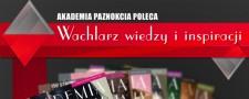 """skomponuj 20 numerów pisma """"Akademia Paznokcia"""", a książkę """"Sztuka zarządzania"""" otrzymasz GRATIS – cały zestaw kosztuje tylko 39.99zł!"""