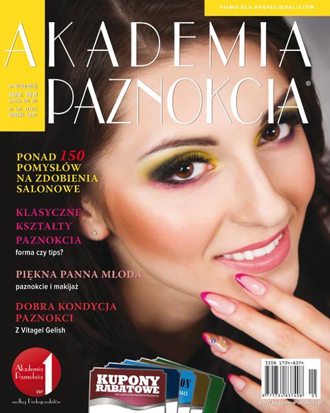 Pismo Akademia Paznokcia - okladka1mala
