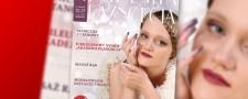 W tym numerze:Manicure tytanowy na formie i na tipsie,5. targi BEAUTY FORUM & SPA 2014 – relacja,Propozycja na sylwestrową noc, Wernisaż prac,Co może poprawić wygląd naszej skóry? i wiele innych. […]