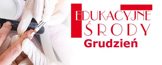 """Poniżej prezentujemy nowe tematy """"Edukacyjnych Śród"""" na grudzień!"""