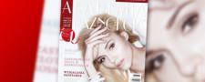 W tym numerze: Nail Art dla każdego, Błyszcząca elegancja, Zastosowanie złota w kosmetologii, i wiele innych. Zapraszamy do lektury!
