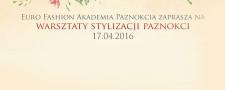 """W dniu 17 kwietnia 2016 roku w Euro Fashion Akademia Paznokcia odbyły się warsztaty stylizacji paznokci – tradycyjne ukraińskie zdobnictwo """"PETRYKIVKA PAINTING"""". Warsztaty poprowadziła światowej sławy stylistka paznokci z Ukrainy […]"""