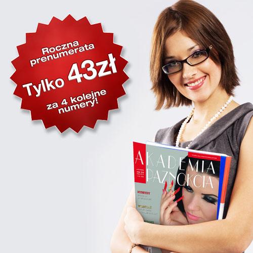 Prenumerata Akademia Paznokcia