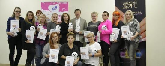 W dniach 10 -11 października 2016 roku w siedzibie Euro Fashion Akademia Paznokcia w Pruszczu Gdańskim odbyły się warsztaty stylizacji paznokci. Warsztaty poprowadziła światowej sławy stylistka paznokci z Rosji – […]