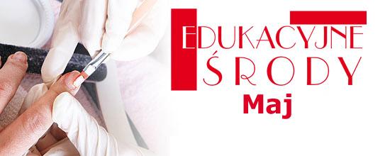 """Poniżej prezentujemy nowe tematy """"Edukacyjnych Śród"""" na maj!"""