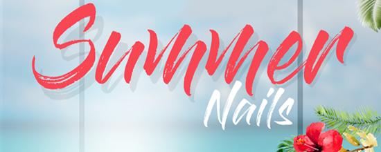 Prześlij do nas swoją propozycję letniej stylizacji paznokci na adres konkursy@akademiapaznokcia.pl i wygraj atrakcyjne nagrody!